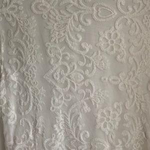 Forever 21 Dresses - Forever 21 White Lace Dress, Large